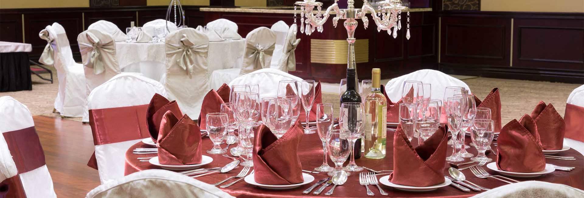 Banquet hall Scarborough